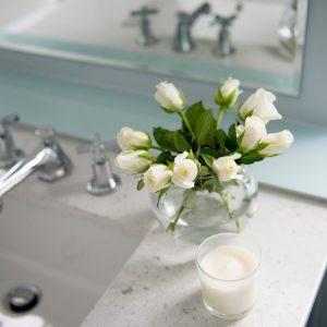 traditional Bathroom vanity unit, bathroom basin, Nikkirees.com, wimbledon interior designer, london and surrey interior design