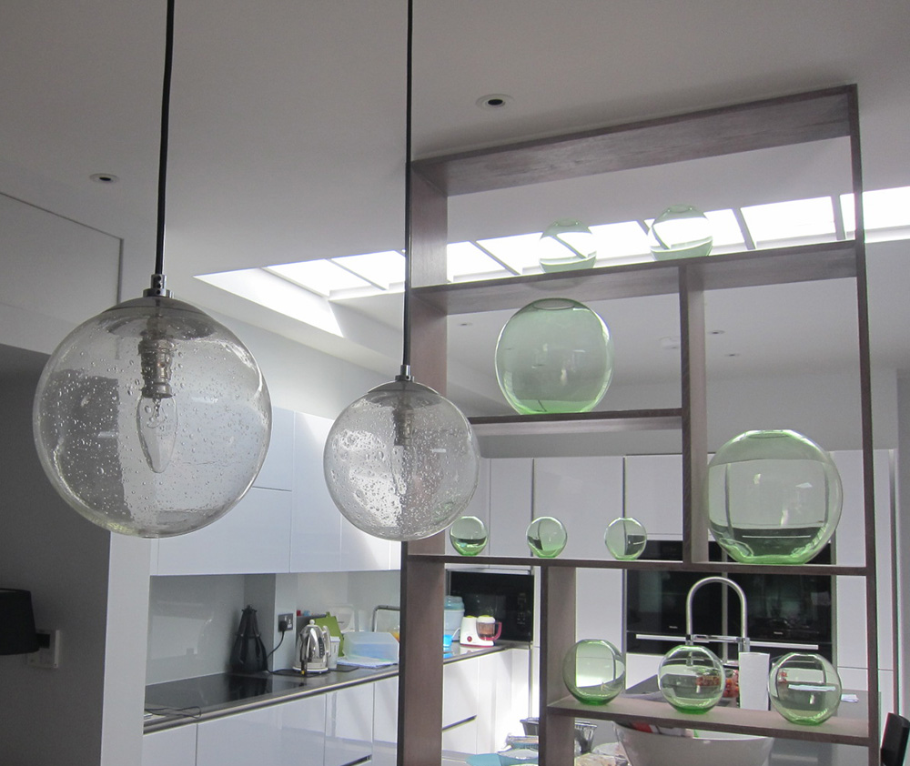 22-nikki_rees-glass-lights-glass-vases-interior-design-wimbledon-london-surrey