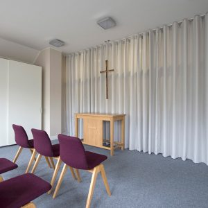 Chapel interior, Nikkirees.com, office design, workspace consultancy, Workplace furniture, Interior designer Wimbledon London