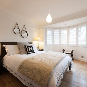 Bedroom interior, Interior styling, Wimbledon Interior Designer, Nikkirees.com