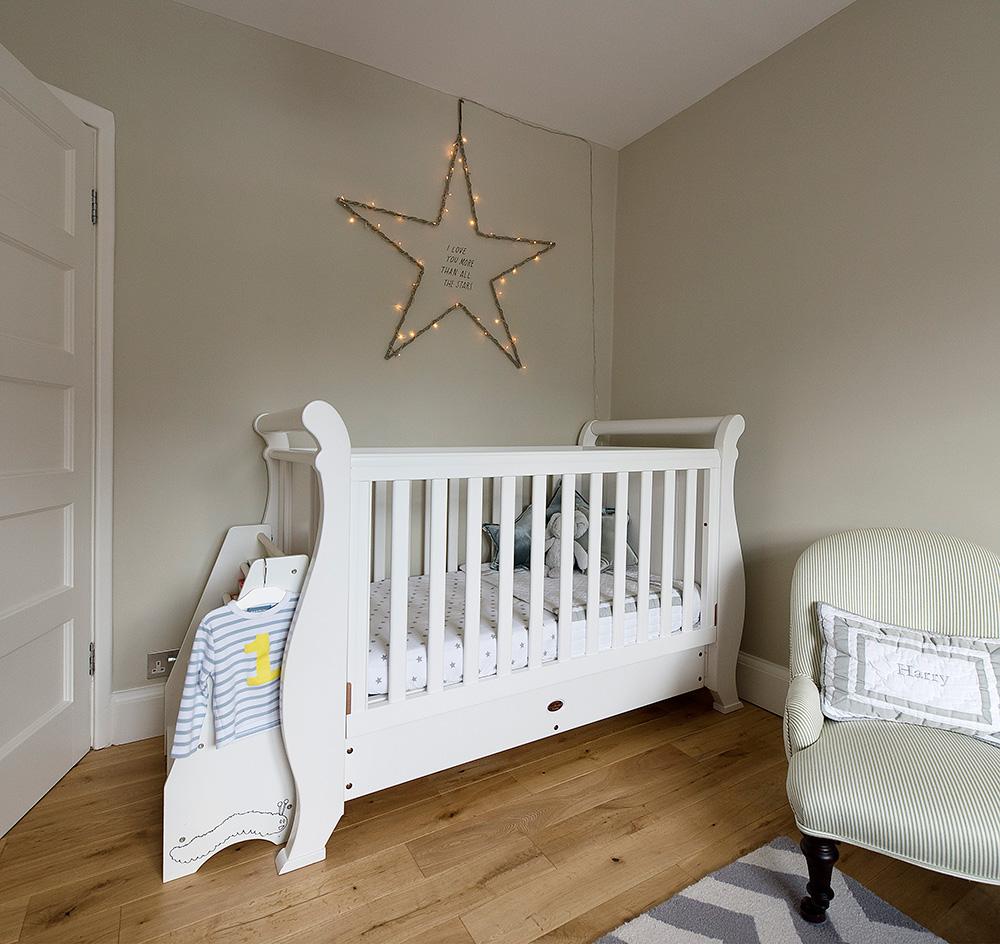 Nursery interior, Kids bedroom, Nikkirees.com, Wimbledon Interior designer, Raynes park designer