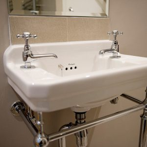 tradition basin, bathroom interior design, Nikkirees.com, Wimbledon Interior designer, london and surrey interior design