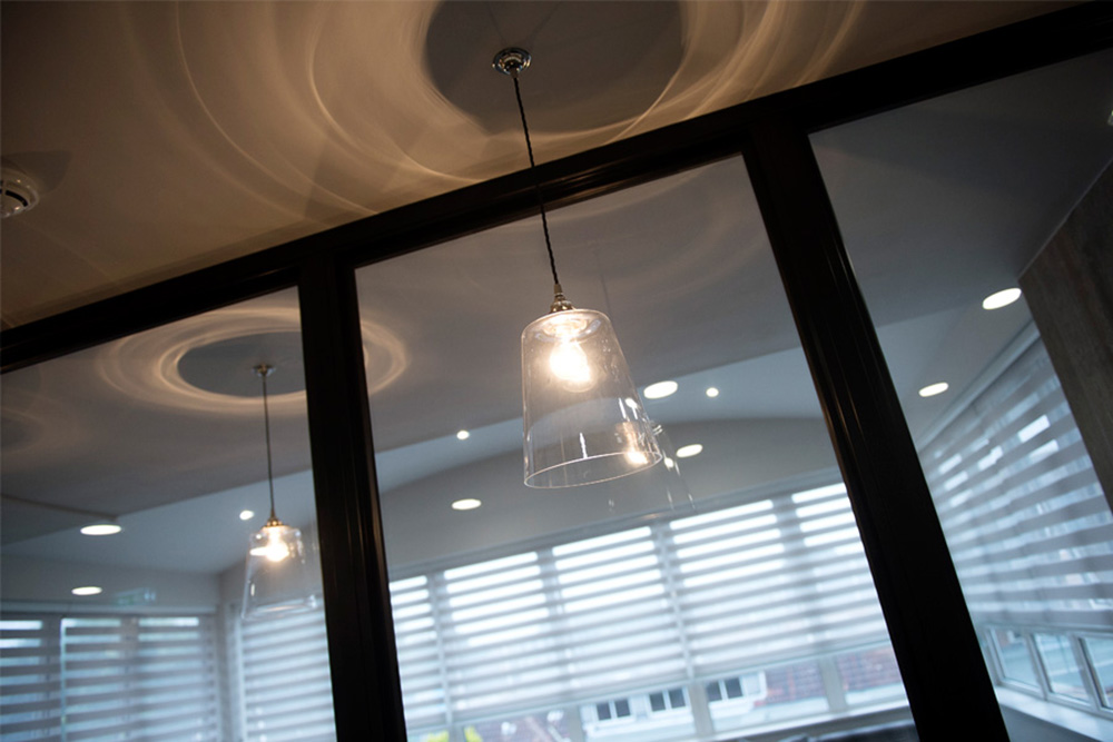 office lighting, Nikkirees.com, Workplace consultancy, Office design, Office fit-out, Interior designer Wimbledon London