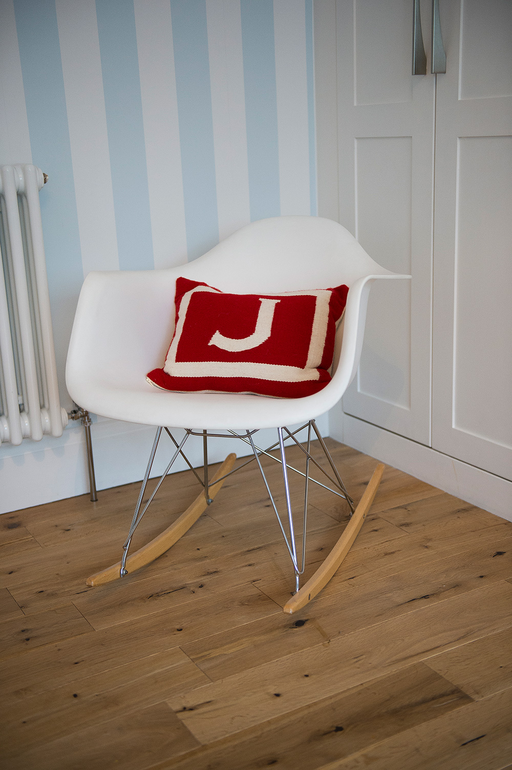 kids rocking chair, kids, Kids bedroom, boys room, Wimbledon Interior Designer, Nikkirees.com, children's interior design