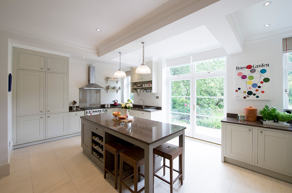 Kitchen Pendents Lighting Nikki Interior Designer Wimbledon London Surrey Nikki Rees