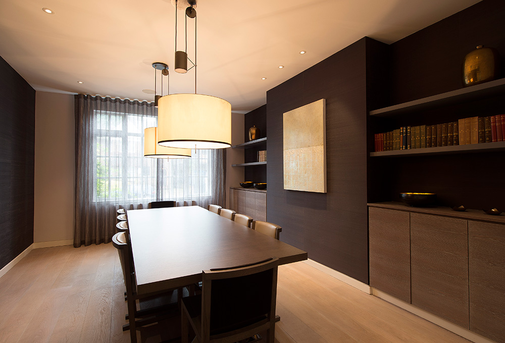 2-Nikki-Rees-Dining-room-interior-design-wimbledon-london-surrey