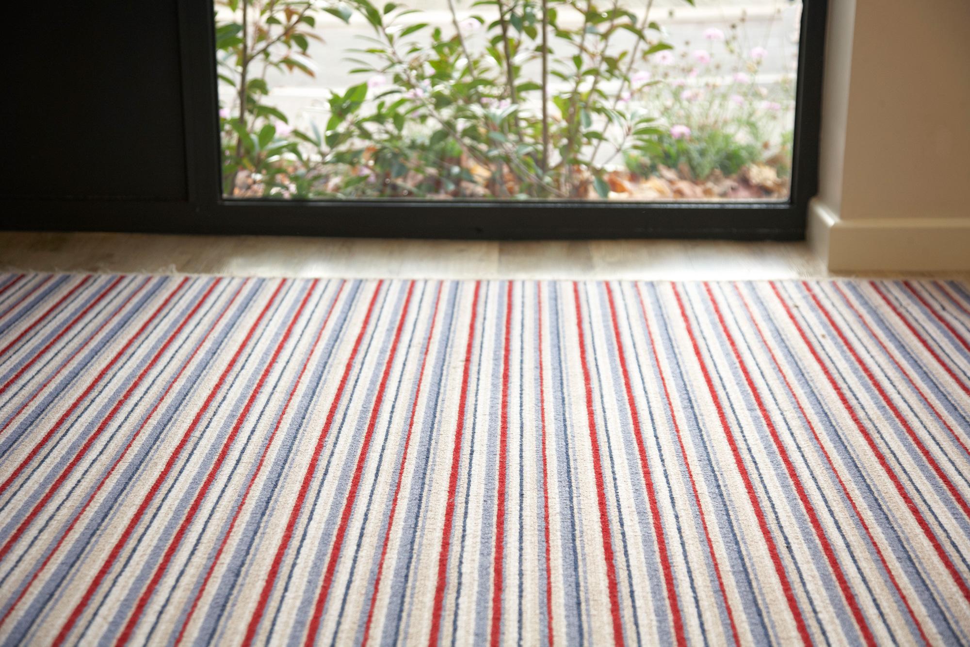 13-Decorcafe-Nikki-Rees-Alternative-flooring-striped-rug-nurseryinterior-design