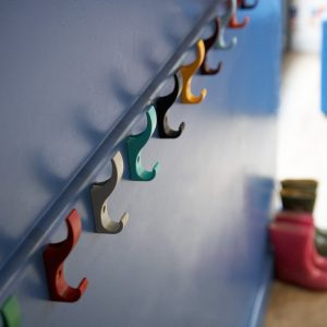 7-Decorcafe-nikki-rees-butterfly-room-nursery-coloured-coat-hooks-interior-design